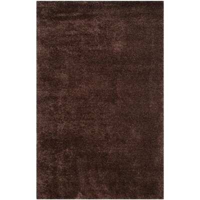 Starr Hill Brown Rug Rug Size: Rectangle 6 x 9