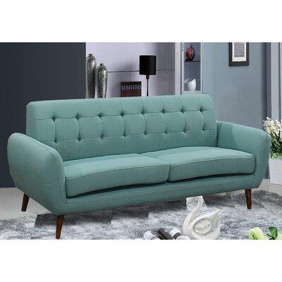 Diara Sofa Upholstery: Teal