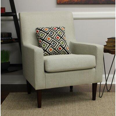 Donham Armchair Upholstery: Oatmeal