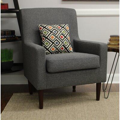 Donham Armchair Upholstery: Quartz