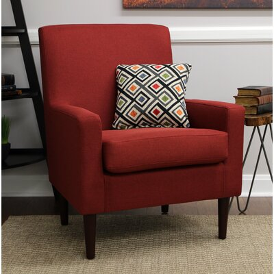 Donham Armchair Upholstery: Picante