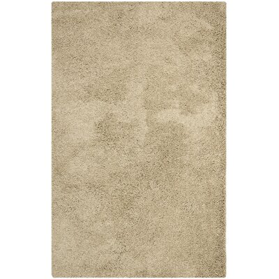 Starr Hill Wheat Area Rug Rug Size: Rectangle 5' x 8'