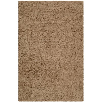 Starr Hill Modern Taupe Area Rug Rug Size: Rectangle 5 x 8