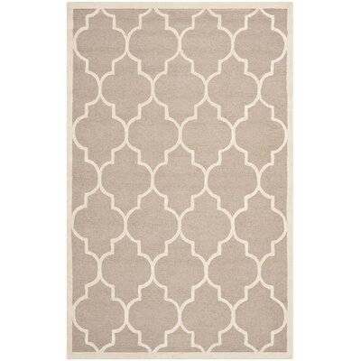 Charlenne Area Rug Rug Size: Rectangle 5 x 8