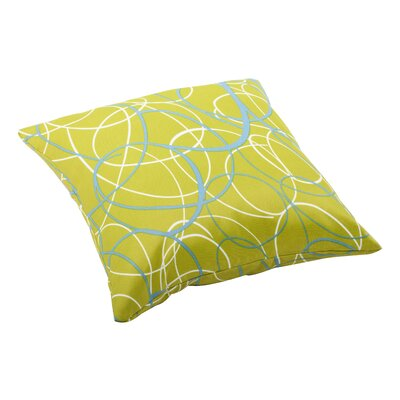 Nellie Outdoor Throw Pillow Size: Large