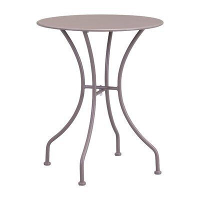 Dina Dining Table Finish: Taupe