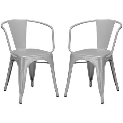 Alyssa Dining Chair Color: Gray