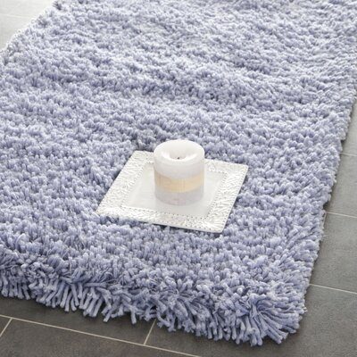 Holliday Hand-Woven Purple Area Rug Rug Size: Runner 23 x 8