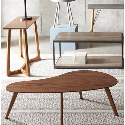 Campanelli Coffee Table Color: Walnut