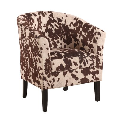 Malia Barrel Chair Upholstery: Udder Madness