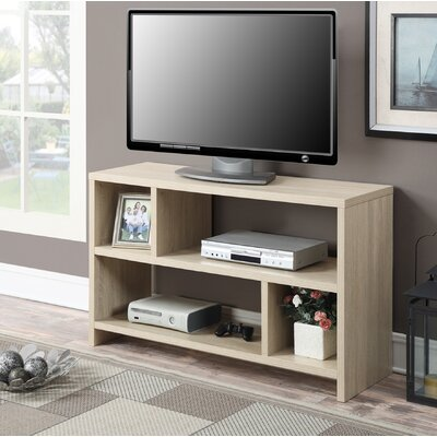 Edwin 47 TV Stand Color: White