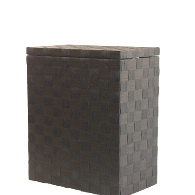 Liberty Laundry Hamper Color: Black