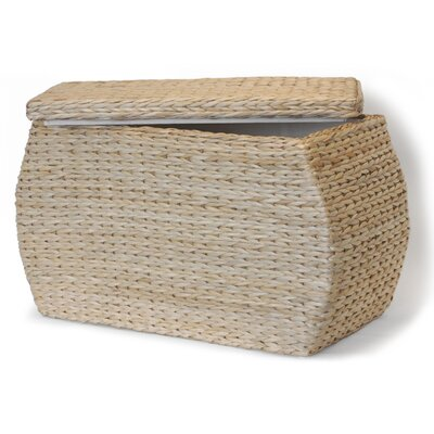 Storage Ottoman Finish: Natural