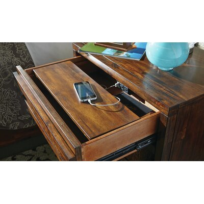 Harrahs 1 Drawer Nightstand