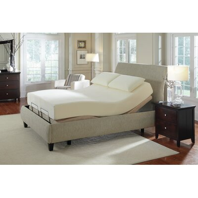 Coaster Adjustable Bed Size: Queen