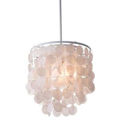 Catskill Ceiling 1-Light Semi Flush Mount