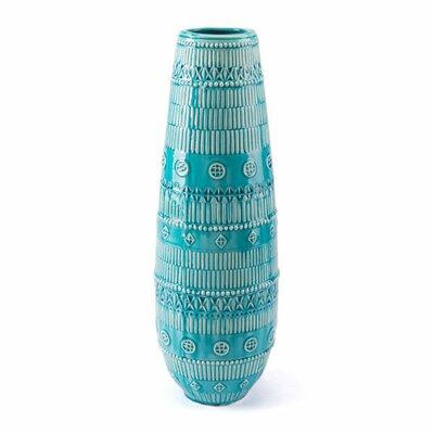 Killingworth Tribal Floor Vase