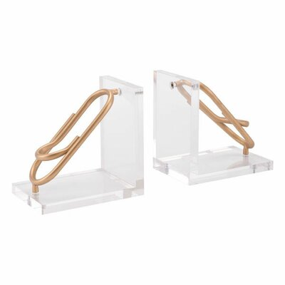 Clips Bookends