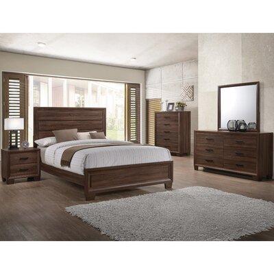 Omeara Panel Configurable Bedroom Set