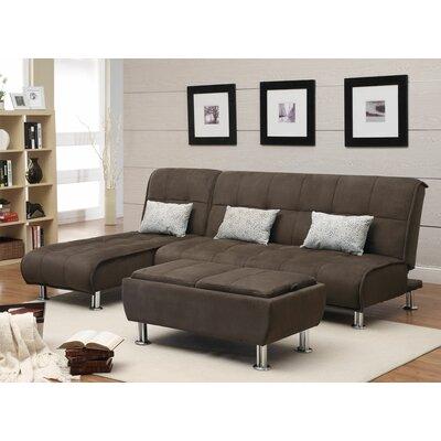 Wildon Home 300276 / 300277 / 300278 Sleeper Sofa Living Room Collection