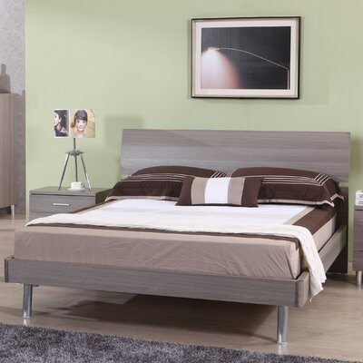 Eliam Platform Bed Size: King
