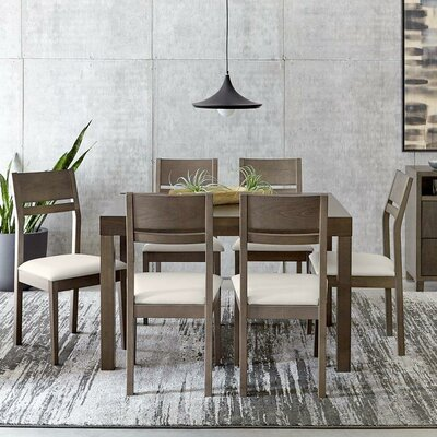 Tucanae 7 Piece Dining Set