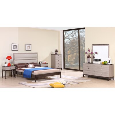 Tucanae Platform Configurable Bedroom Set