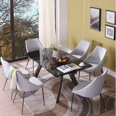 Osgood Modern Extendable Dining Table
