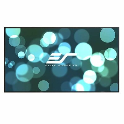 Aeon Fixed Frame Projection Screen Viewing Area: 100 Diagonal