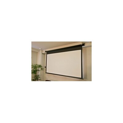 Spectrum Series MaxWhite� Electric Projection Screen Viewing Area: 128 diagonal