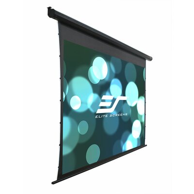 Spectrum MaxWhite� Electric Projection Screen Viewing Area: 125 Diagonal