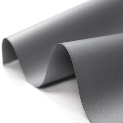 Designer Cut Grey 135 diagonal Portable Projection Screen