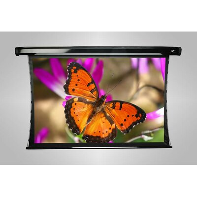CineTension2 85 diagonal Electric Projection Screen Size: 2.35:1 85 Diagonal