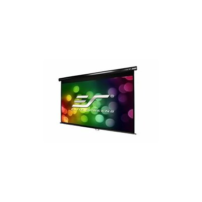 White 120 diagonal Manual Projection Screen