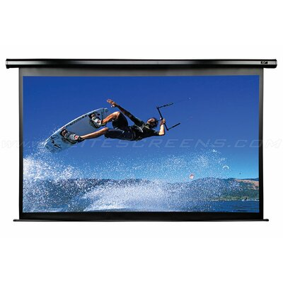 VMAX2 AcousticPro 99 Diagonal Electric Projection Screen Viewing Area: 113 diagonal