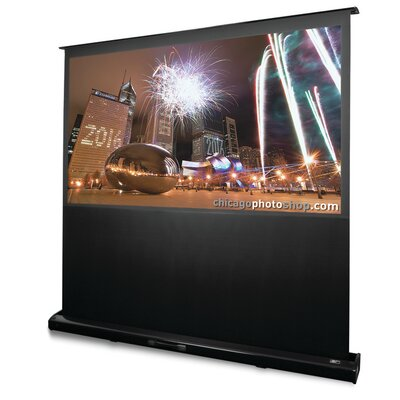 Kestrel White Portable Projection Screen Viewing Area: 84 diagonal