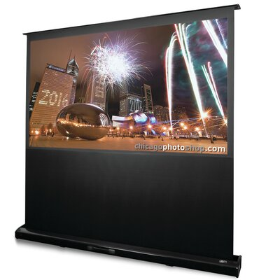 Kestrel White 72 diagonal Electric Projection Screen Viewing Area: 72 diagonal