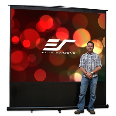 Reflexion Series Maxwhite 120 diagonal Portable Projection Screen