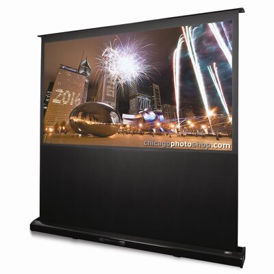 Kestrel CineWhite Black 80 diagonal Portable Projection Screen