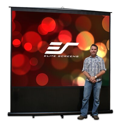 Reflexion Series Maxwhite 100 diagonal Portable Projection Screen