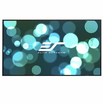Aeon Grey 100 diagonal Fixed Frame Projection Screen
