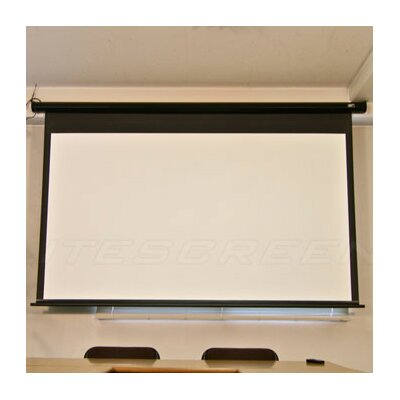 Spectrum Series MaxWhite� 180 diagonal Electric Projection Screen