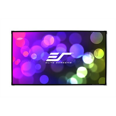 Aeon Series Fixed Frame Projection Screen Viewing Area: 100(16:9)