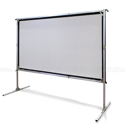 Yard Master 2 Dual Series Portable Projection Screen Viewing Area: 135