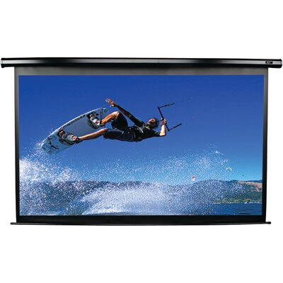 Spectrum Series Electric Projection Screen Viewing Area: 58.8 H x 104.6 W