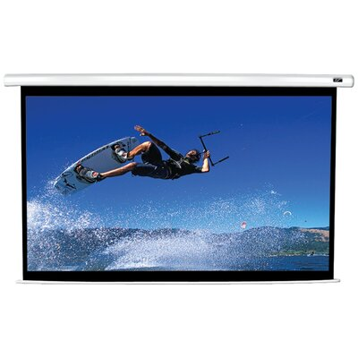 VMAX2 Series Electric Projection Screen Viewing Area: 49 H x 87.2 W