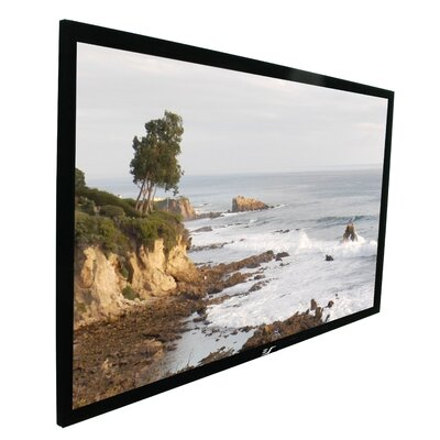 ezFrame Fixed Frame Projection Screen Viewing Area: 92 diagonal