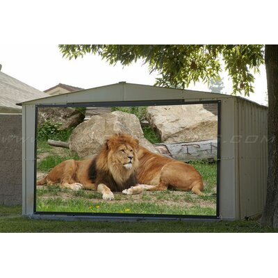 Dyna White Portable Projection Screen Viewing Area: 236 Diagonal