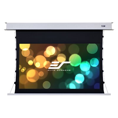 Evanesce 100 Electric Projection Screen