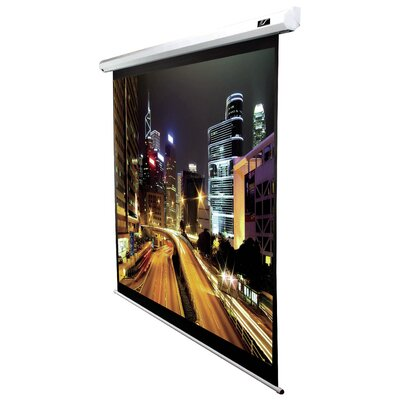 Spectrum2 White Electric Projection Screen Viewing Area: 91 Diagonal 16:9